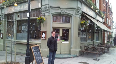 Photo of Bar The Morgan Arms at 43 Morgan St, London E3 5AA, United Kingdom