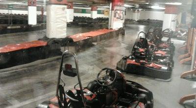Photo of Go Kart Track G1 Kart Center at Material Center Mélygarázs, Budapest 1137, Hungary