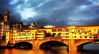 Photo of Bridge Ponte Vecchio at Ponte Vecchio, Firenze 50125, Italy