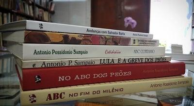 Photo of Bookstore Livraria Alpharrabio at Rua Eduardo Monteiro, 151, Santo André, Brazil