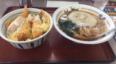 Photo of Food 山田うどん 羽生バイパス店 at 砂山1382-1, 羽生市 348-0036, Japan