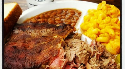 Photo of BBQ Joint Henry's Smokehouse at 240 Wade Hampton Blvd, Greenville, SC 29609, United States