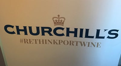 Photo of Wine Bar Churchill's Port Lodge at Portugal