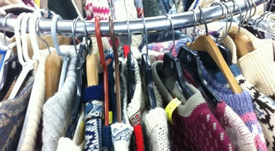 Photo of Thrift / Vintage Store No Relation Vintage at 204 1st Ave, New York, NY 10009, United States