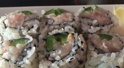 Photo of Sushi Restaurant Amber at 135 Christopher St, New York, NY 10014, United States
