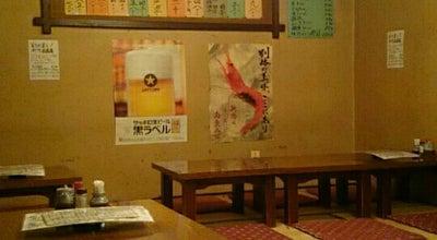 Photo of Sake Bar 佐渡沖荒海料理 あづま亭 at 中央区東大通1-7-1, 新潟市 950-0087, Japan