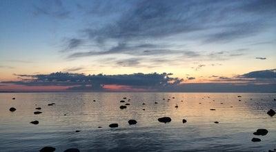 Photo of Beach Russalka rand at Estonia