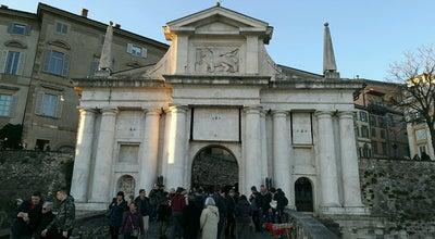 Photo of Monument / Landmark Porta San Giacomo at Via Sant'alessandro, Bergamo, Italy