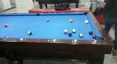 Photo of Pool Hall Üniversite Cafe Bilardo at Kasaplar Mahallesi, Balıkesir, Turkey