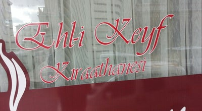 Photo of Cafe Ehl-i Keyf at Turkey