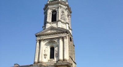 Photo of Church Église Notre-Dame en Saint-Melaine at 2 Place Saint-melaine, Rennes 35000, France