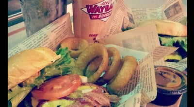 Photo of Burger Joint Jake's Wayback Burgers at 123 Farmington Ave, Bristol, CT 06010, United States