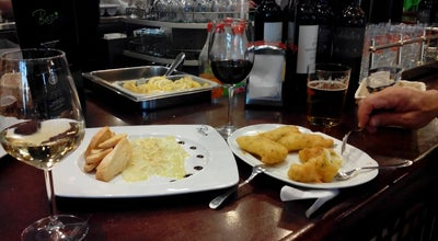 Photo of Mediterranean Restaurant Victoria Eugenia. Baco at C. Cuna, 2, Sevilla 41003, Spain