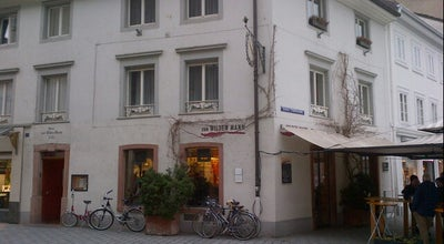 Photo of Bar Zum Wilden Mann at Basler Str. 172, Lörrach 79539, Germany