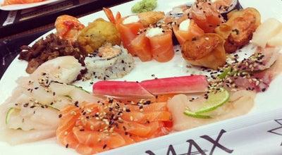 Photo of Japanese Restaurant Max Sushi at Flamboyant Shopping Center, Goiânia 74810-907, Brazil