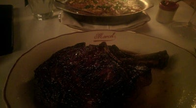 Photo of Steakhouse Marcel at 1170 Howell Mill Rd Nw, Atlanta, GA 30318, United States