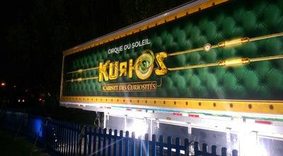 Photo of Circus Cirque du Soleil - Kurios at Canada