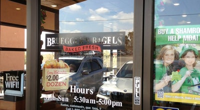 Photo of Bagel Shop Bruegger's at 5665 N Swan Rd, Tucson, AZ 85718, United States