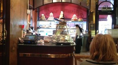 Photo of Cafe Patisserie Valerie at 105 Marylebone High St, Marylebone W1U 4RS, United Kingdom