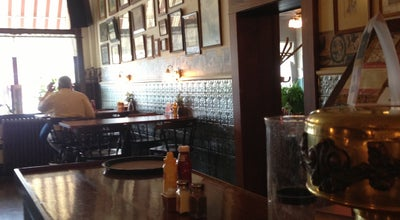 Photo of American Restaurant Blue Dog Inn at 111 S Sangamon St, Lincoln, IL 62656, United States