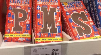 Photo of Supermarket Albert Heijn at Jan Pieter Heijestraat 132, Amsterdam 1054 MJ, Netherlands