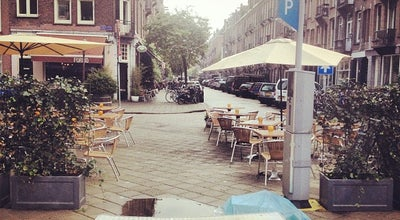 Photo of Italian Restaurant Forno Communale at Rhijnvis Feithstraat, Amsterdam 1054 TW, Netherlands
