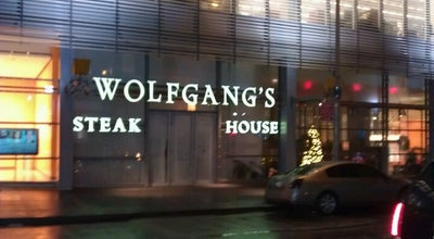 Photo of American Restaurant Wolfgang's Steakhouse at 250 W 41st St, New York, NY 10018, United States