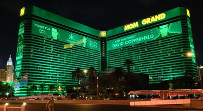 Photo of Casino MGM Grand Hotel & Casino at 3799 Las Vegas Blvd S, Las Vegas, NV 89109, United States