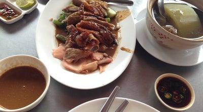 Photo of Chinese Restaurant เป็ดย่างฮ่องกง | ข้าวหน้าเป็ด at Mueang, Thailand