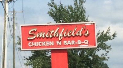 Photo of BBQ Joint Smithfield's Chicken 'N Bar-B-Q at 375 Walmart Supercenter, Siler City, NC 27344, United States