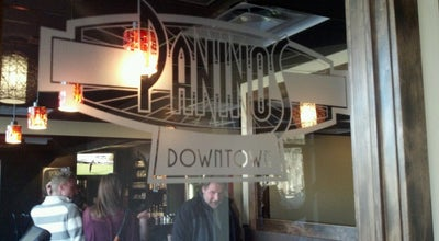 Photo of Italian Restaurant Panino's Downtown at 604 N Tejon St, Colorado Springs, CO 80903, United States