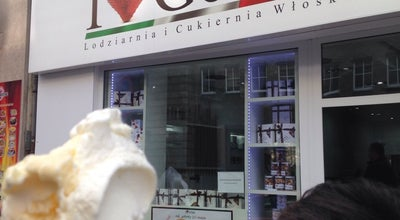 Photo of Ice Cream Shop I ♥ Gelato at Ratajczaka 35, Poznań 61-816, Poland