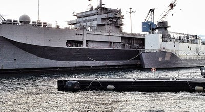 Photo of Monument / Landmark Naval Station Yokosuka at Japan