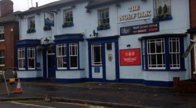 Photo of Bar The Norfolk Public House at 132-134 North Station Road, Colchester CO1 1UZ, United Kingdom