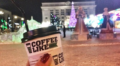Photo of Coffee Shop Coffee Like at Цум, Кемерово, Russia