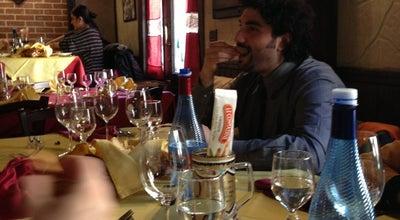 Photo of Italian Restaurant Trattoria U Pilu Nta Ll' Ovu at Via Muratori, Reggio Calabria, Italy