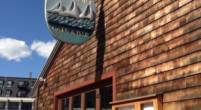 Photo of Seafood Restaurant Boston Sail Loft Cafe & Bar at 80 Atlantic Ave, Boston, MA 02110, United States