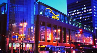 Photo of Hockey Arena MTS Centre at 300 Portage Ave, Winnipeg, MB R3C 5S4, Canada
