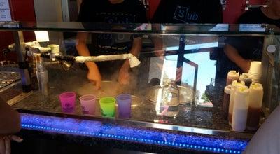 Photo of Ice Cream Shop Sub Zero Ice Cream - Carlsbad at 201 Oak Ave, Carlsbad, CA 92008, United States