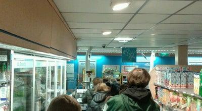 Photo of Supermarket Albert Heijn at Maasstraat 39-47, Amsterdam 1078 HC, Netherlands