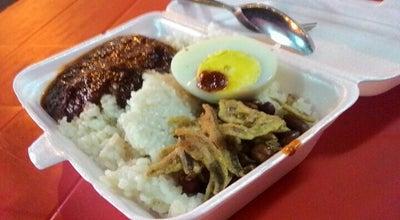 Photo of Malaysian Restaurant Nasi Berlauk Station at Jalan Sultan Yahya Petra, Kota Bharu, Malaysia