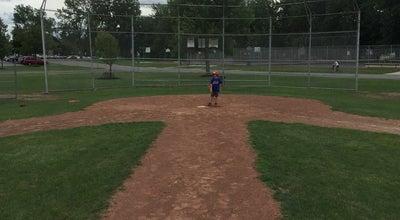 Photo of Baseball Field Losson Park Diamond 3 at Losson, Cheektowaga, NY 14227, United States