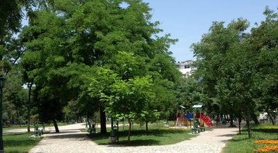 Photo of Playground Dječiji park Kruševac at Montenegro