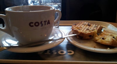 Photo of Coffee Shop Costa Coffee at 3-4 Montague Place, Worthing BH11 3BG, United Kingdom