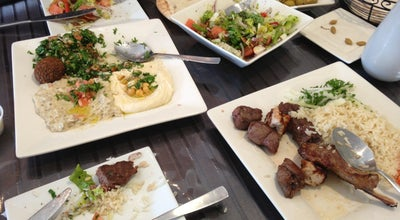 Photo of Mediterranean Restaurant Al Raouche Restaurant at 169 Crooks Ave, Paterson, NJ 07503, United States