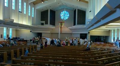 Photo of Church St. Michael Catholic Church at 1208 11th Ave Se, Olympia, WA 98501, United States