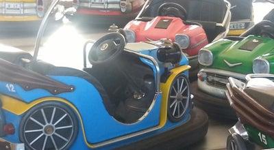 Photo of Theme Park Bumper cars at Galveston, TX 77550, United States