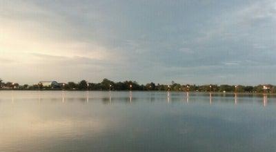 Photo of Park สวนสาธารณะประปานคร at Nakhon Pathom, Thailand