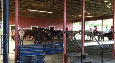Photo of Stables Kualoa Ranch Horseback Riding at Kaneohe, HI, United States