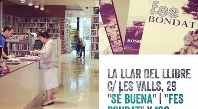 Photo of Bookstore La Llar del Llibre at Sant Antoni, 20, Sabadell, Spain